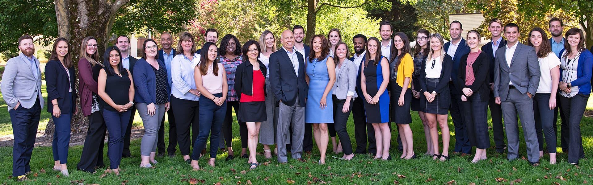 JVM Lending Team Group Photo
