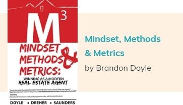 Mindset, Methods, & Metrics by Brandon Doyle