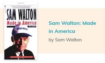 Sam Walton: Made In America by Sam Walton