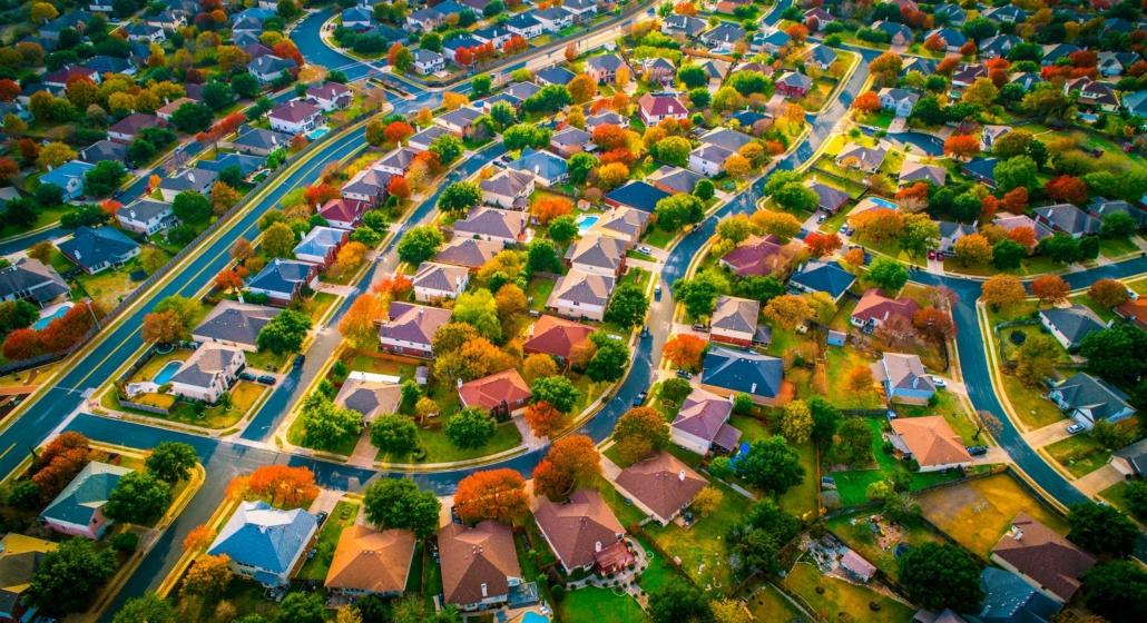 fall neighborhood colors